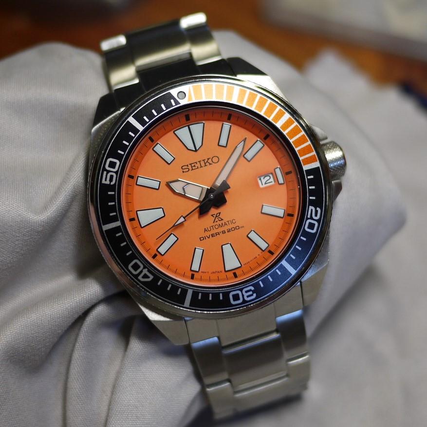 5901db8c92 藤本様本日時計受け取りました。 長く使用したいと思います。 この度は、色々無理を聞いて頂きありがとうございました。 五本ほどseiko を持って おります。